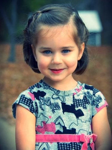 10 Latest Short Hairstyles For Kids Girls And Boys