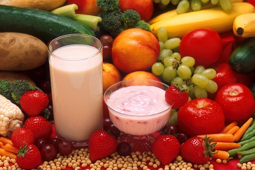 Tips for Healthy Hair - Fill Up On Vitamins and Minerals