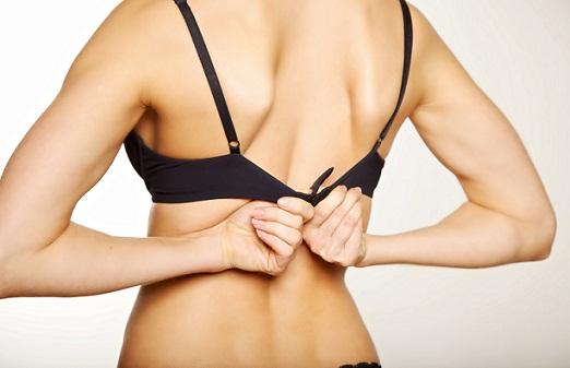 Unlocking bra