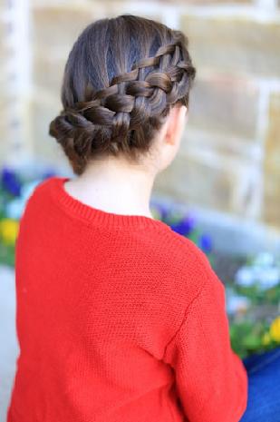 Waterfall Braid Hairstyles12