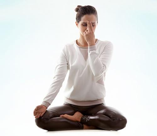 Yoga Asanas for Hair Fall - Anulom Vilom