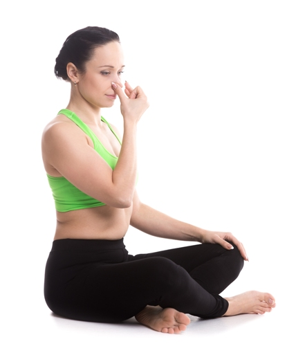 home remedies for headache Yoga breathing exercises