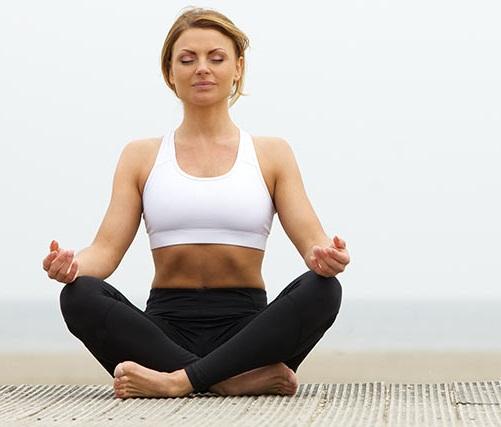 Yoga for Hair Fall - Bhastrika Pranayama