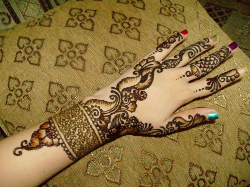 Mehndi Drawing Pictures : Henna patterns for hands u the traditional body artwork imehndi