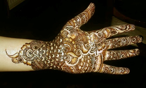 Mehndi Patterns Wallpapers : 50 special decorative arabic mehndi designs for events 2017