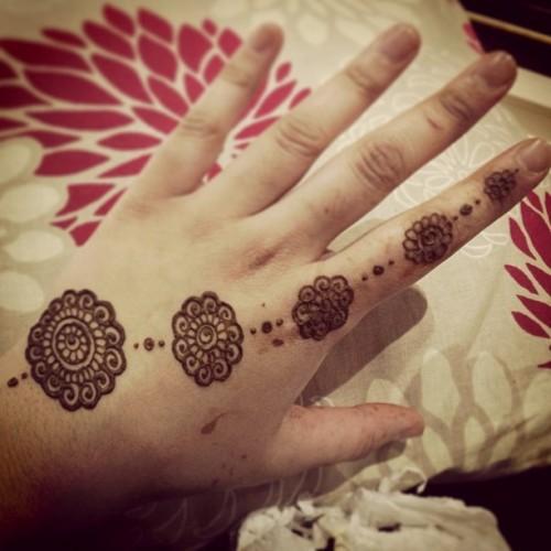 Mehndi Designs Simple Arabic Style : Designs of mehndi for eid on foot simple dresses