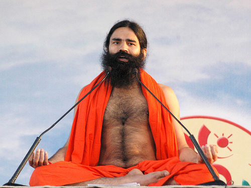 baba ramdev yoga for hair loss