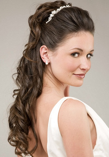 bridal hairstyles for long hair11