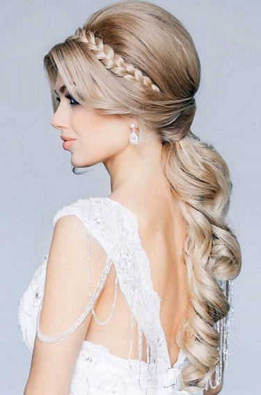 bridal hairstyles for long hair12