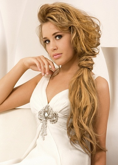 bridal hairstyles for long hair19