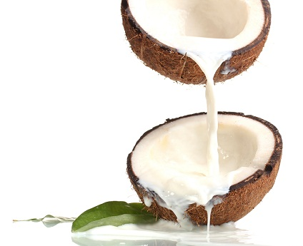 coconut milk for long hair