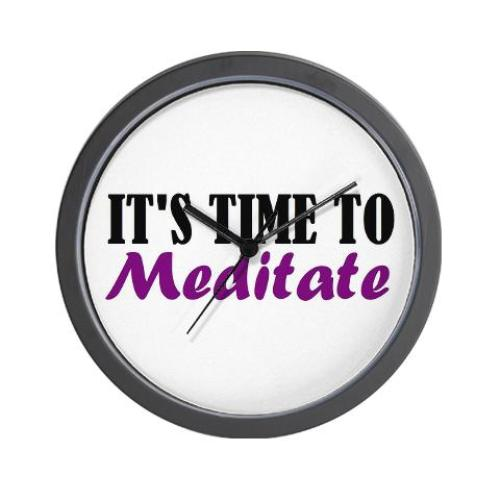 Duration - Meditation Tips and Benefits