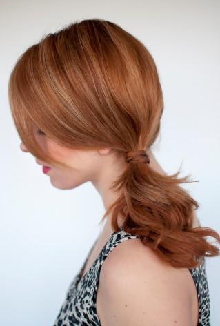 high ponytail9