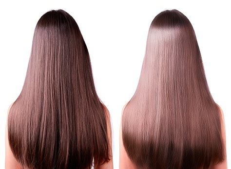 keratin hair straightener