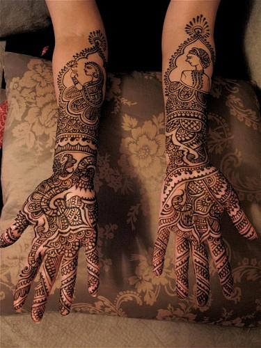 Rajasthani Bridal Mehndi Designs Pictures : Best rajasthani mehndi designs with photos styles at life
