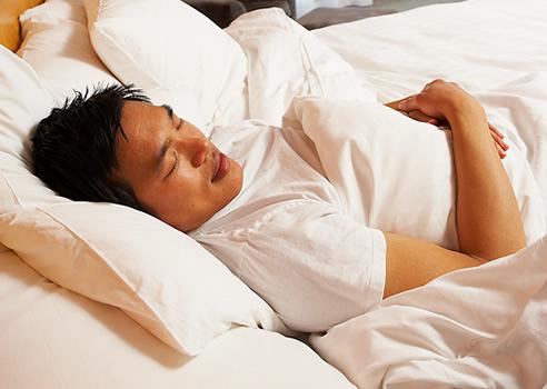 sleep for sinus