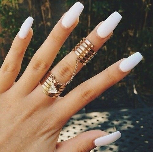 white nail polish shades