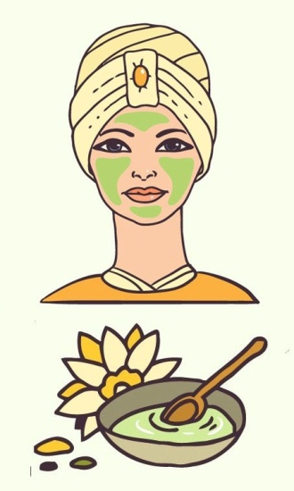face packs for glowing skin