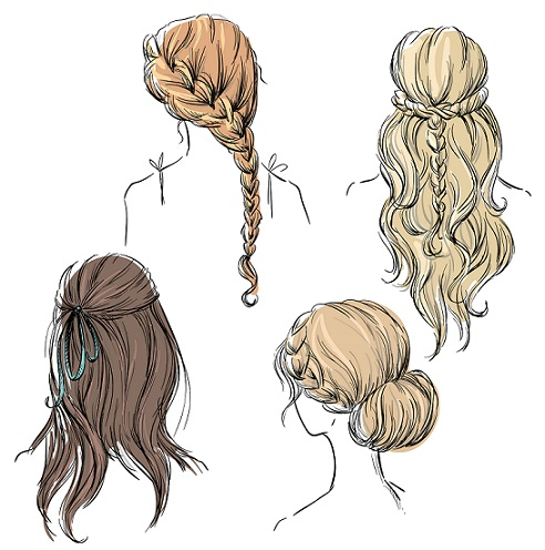 Prom Hairstyles Main Image 1