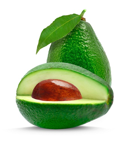 Avacado glowing skin