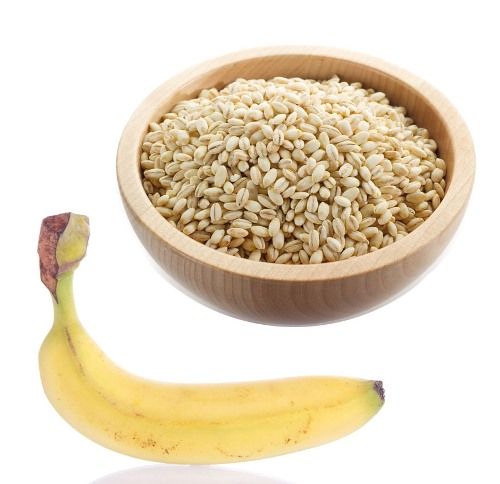 banana and barley
