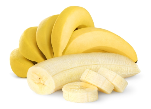 Bananas Healthy Food For Hair Growth