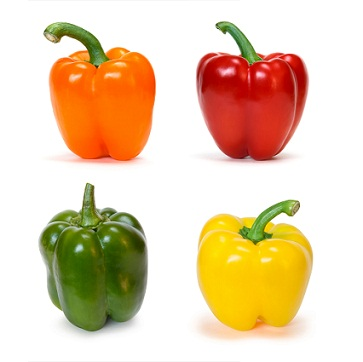 Bell Peppers And Capsicums Food For Healthy Hair Growth