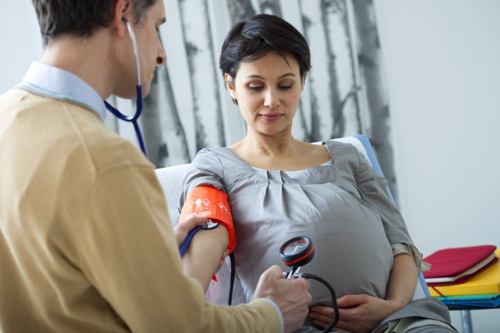 Blood Pressure During Pregnancy