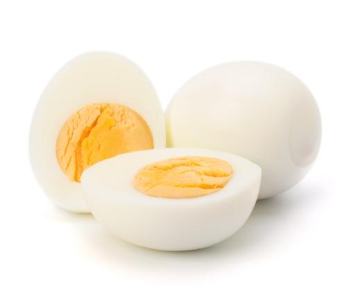 Vitamin D Rich Diet Boiled eggs