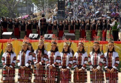 mizoram festivals