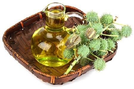 Castor oil to prevent premature hair greying