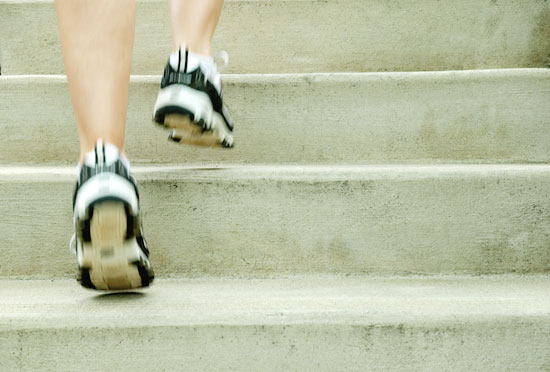 Climb up The Stairs