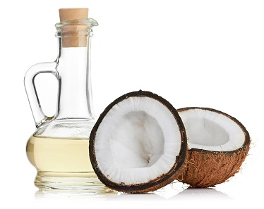Coconut oil For Itchy Scalp And Hair