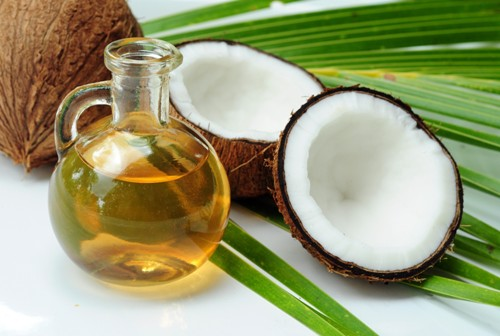 Fruits Good For Dry Skin Coconut Oil