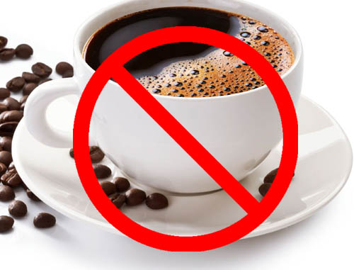 Avoid Coffee Cup
