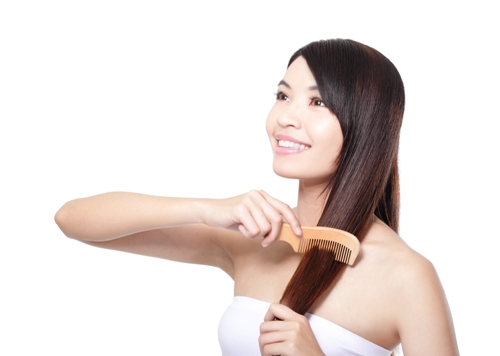 How To Make Silky Hair Combing