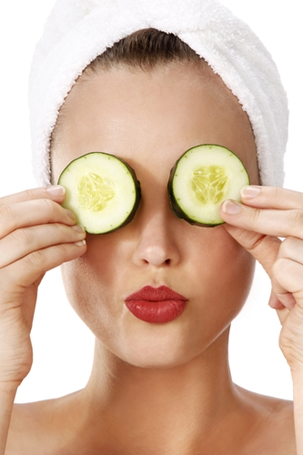 Benefits of Cucumber For Eyes