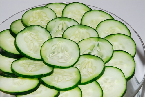 what foods burn fat - Cucumber