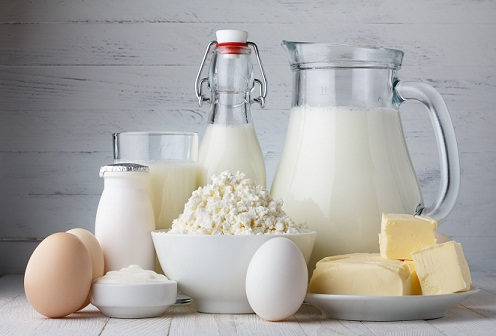 Dairy Products for Increase Height