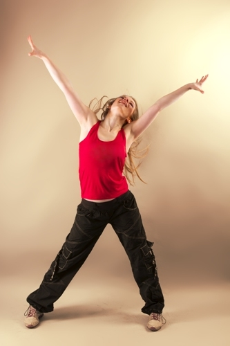 Dance - fat burning exercises for women