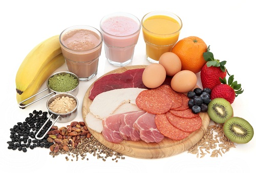 Diet Plans To Reduce Belly Fat - Eating Good Amounts of Protein