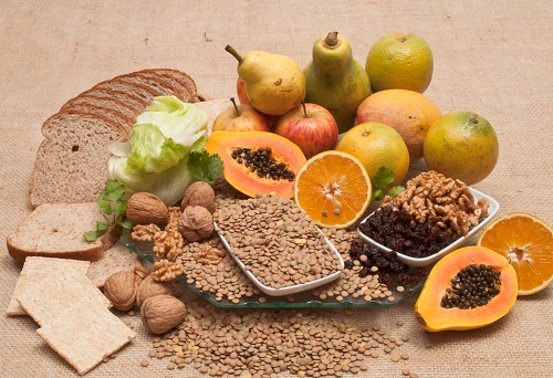 Diet Plans To Reduce Belly Fat - The Fiber Diet