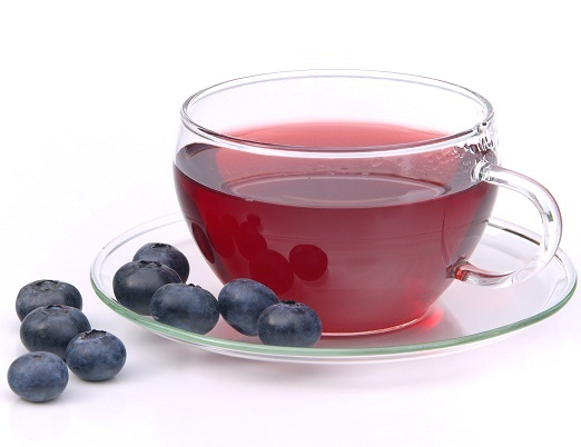 Diet Tea to Lose Weight - Bilberry Tea