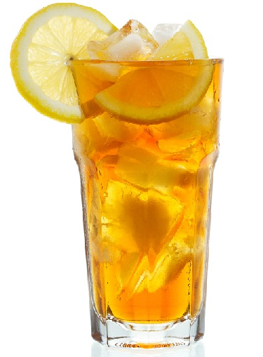 Diet Tea to Lose Weight - Lemon Iced Tea