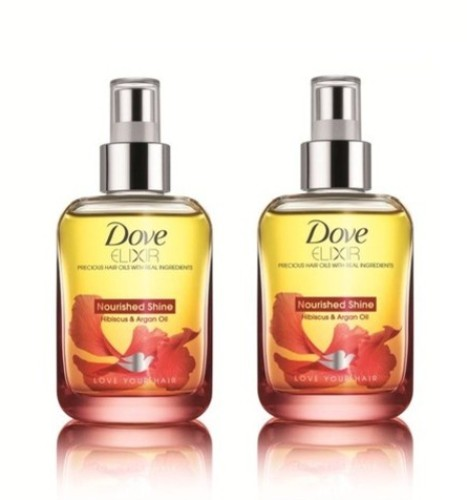 Dove Elixir Hair Fall Rescue Hair Oil