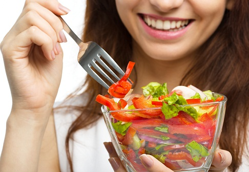 lose weight fast eating salads everyday