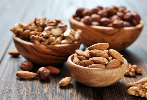 Fat Burning Foods for Men and Women - Nuts