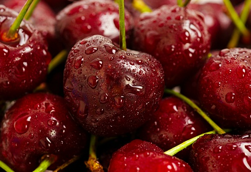 Fat Burning Foods for Men and Women - Tart Cherries