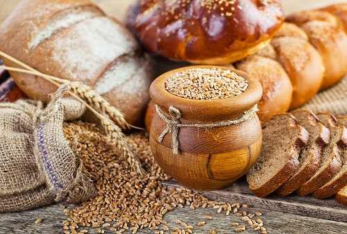 Fat Burning Foods for Men and Women - Whole Grains