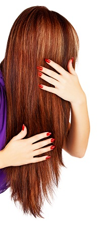Hair Care Tips For Dry Hair Finger Combing